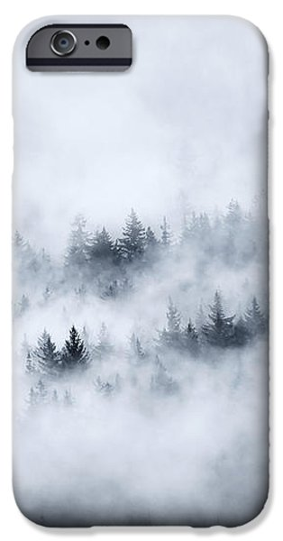 Winter iPhone Case by Mike  Dawson