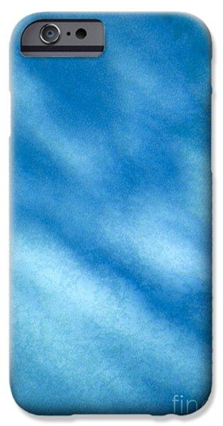 Abstract iPhone Case by Tony Cordoza