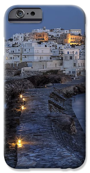 Naxos - Cyclades - Greece iPhone Case by Joana Kruse