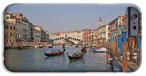 Culture iPhone Cases - Venice - Italy iPhone Case by Joana Kruse