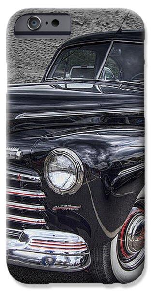 1946 Ford iPhone Case by Debra and Dave Vanderlaan