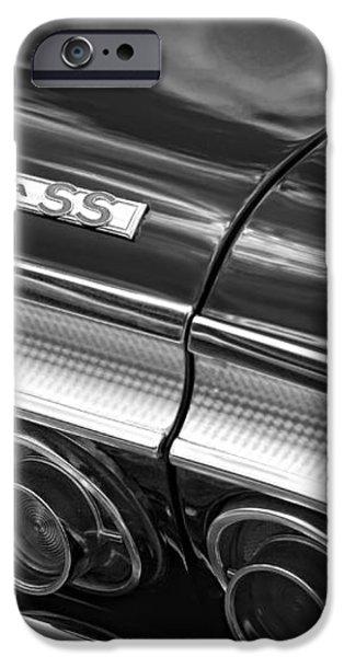 1964 Chevrolet Impala SS iPhone Case by Gordon Dean II