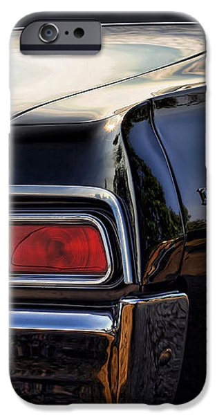 1967 Chevy Impala SS iPhone Case by Gordon Dean II