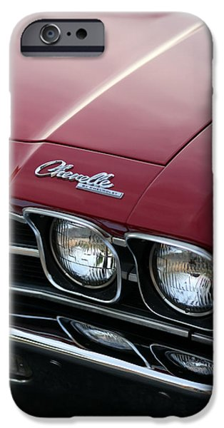 1968 Chevy Chevelle SS iPhone Case by Gordon Dean II