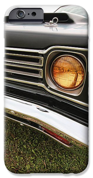 1969 Plymouth Road Runner 440-6 iPhone Case by Gordon Dean II