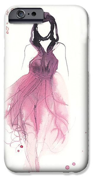 Loose Style iPhone Cases - Catwalk iPhone Case by Toril Baekmark