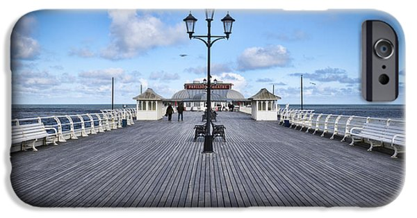 Built Structure iPhone Cases - Cromer  iPhone Case by Chris Smith