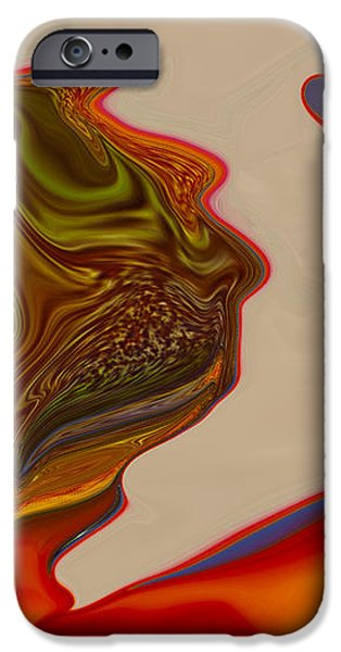 Intuition iPhone Case by Omaste Witkowski