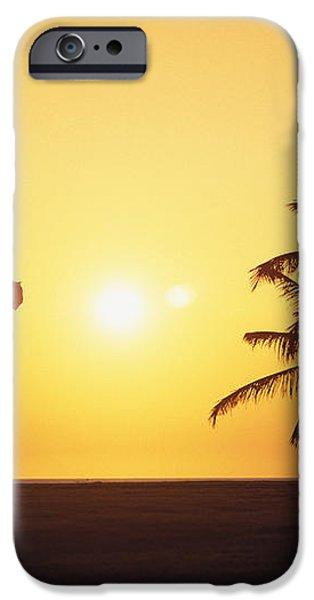 Mauna Kea Beach Resort iPhone Case by Carl Shaneff - Printscapes