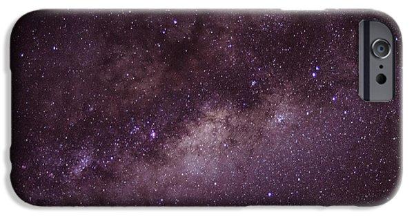 Stellar iPhone Cases - Milky way iPhone Case by Daniel Precht