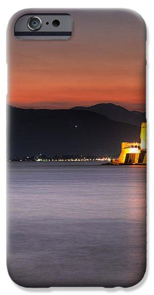 Nafplio - Greece iPhone Case by Constantinos Iliopoulos