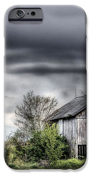 Ominous  iPhone Case by JC Findley