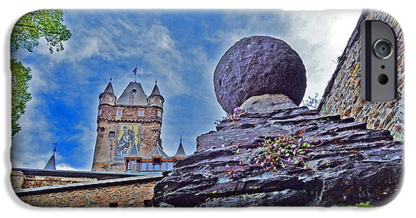Weapon iPhone Cases - Reichsburg Cochem. iPhone Case by Andy Za