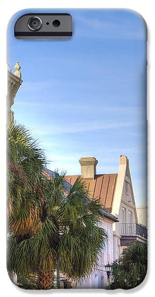 St Michaels Church Charleston SC iPhone Case by Dustin K Ryan