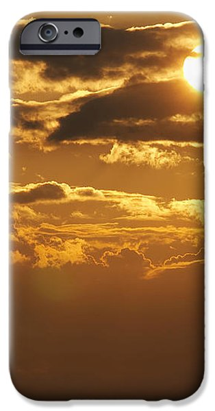 sunset iPhone Case by Michal Boubin