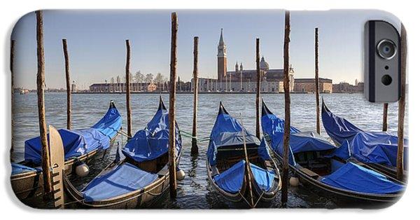 San Marco iPhone Cases - Venezia iPhone Case by Joana Kruse