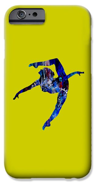 Ballet iPhone Cases - Dance Collection iPhone Case by Marvin Blaine