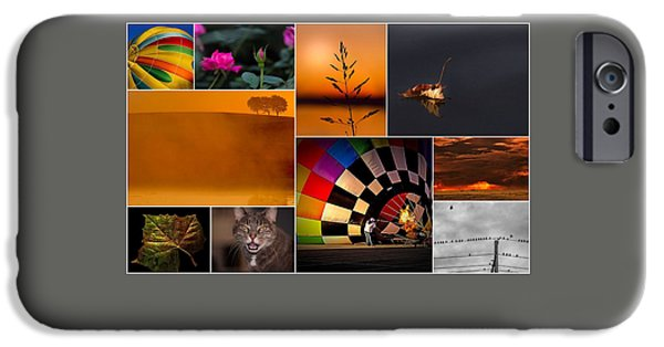 School Houses iPhone Cases - Moments in Time iPhone Case by Don Spenner