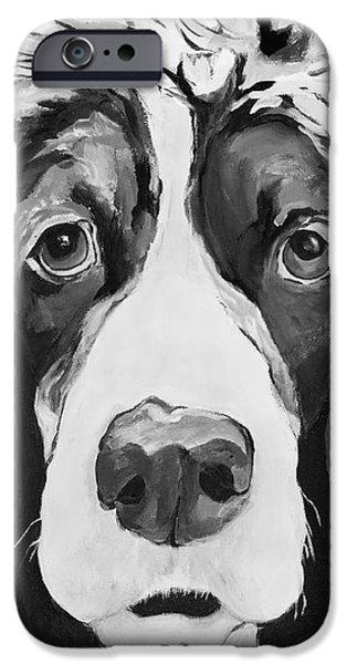 Sadie iPhone Case by Pat Saunders-White