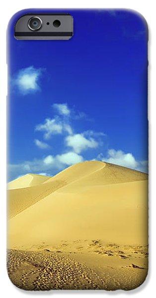 Sandy desert iPhone Case by MotHaiBaPhoto Prints