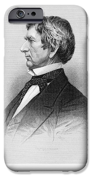 WILLIAM SEWARD (1801-1872) iPhone Case by Granger