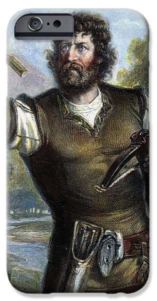 WILLIAM TELL iPhone Case by Granger