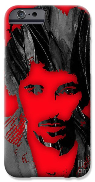 E Street Band iPhone Cases - Bruce Springsteen Collection iPhone Case by Marvin Blaine