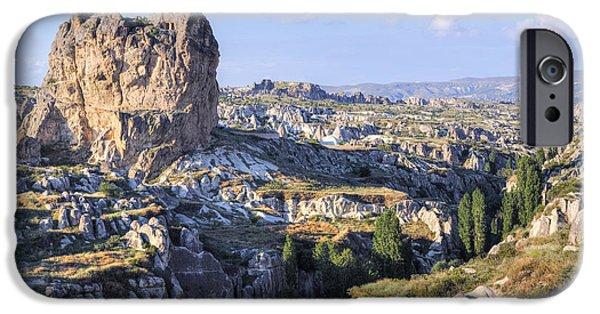 Asien iPhone Cases - Cappadocia - Turkey iPhone Case by Joana Kruse