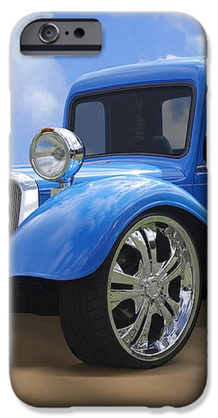 34 Dodge Pickup iPhone Case by Mike McGlothlen