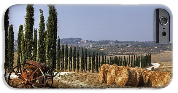 Lane iPhone Cases - Tuscany iPhone Case by Joana Kruse