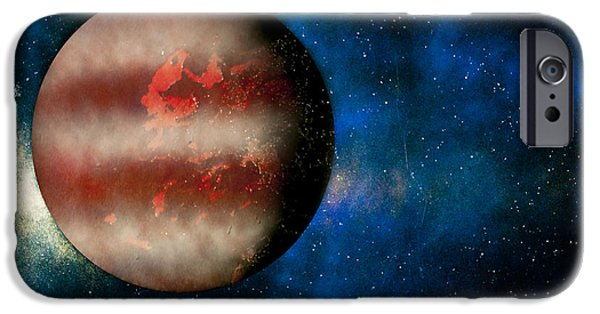 4th July Mixed Media iPhone Cases - 4th 2015 iPhone Case by Breaking Art
