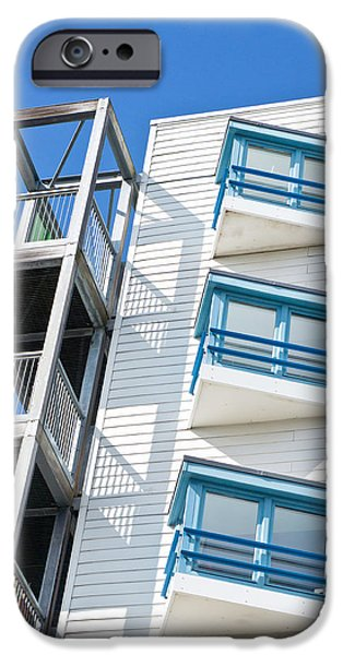 Apartment iPhone Cases - Apartments iPhone Case by Tom Gowanlock