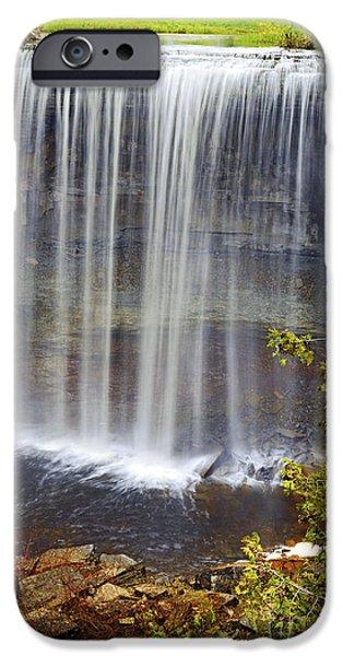 Waterfall iPhone Case by Elena Elisseeva
