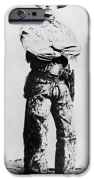 Chaps iPhone Cases - Theodore Roosevelt iPhone Case by Granger