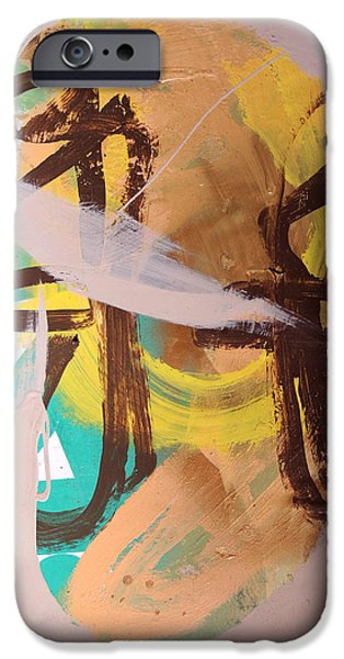 Multimedia iPhone Cases - The Whole Of The Work iPhone Case by Jason Javar Lawrence