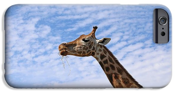 Bonding iPhone Cases - Giraffe iPhone Case by FL collection