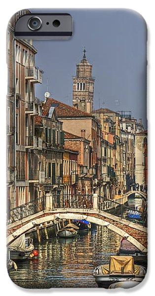 Venice - Italy iPhone Case by Joana Kruse
