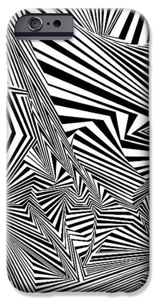 Virtual iPhone Cases - 70 Acres iPhone Case by Douglas Christian Larsen