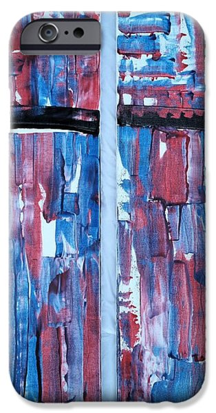 City. Boston iPhone Cases - 9/11 Memorial iPhone Case by Ronald Carlino Jr