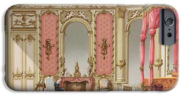 Duchess iPhone Cases - A Bedroom Designed By Constant, The iPhone Case by Vintage Design Pics