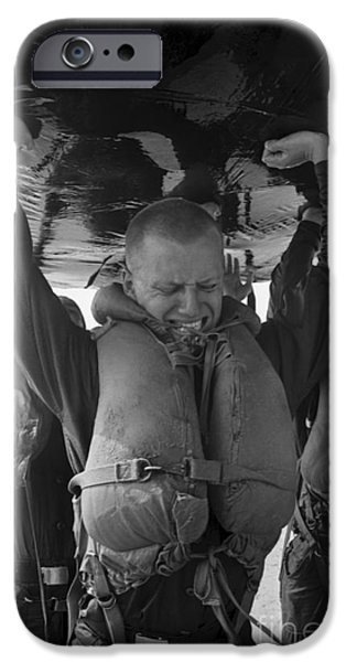 Adults Only iPhone Cases - A Buds Student Expresses Pain iPhone Case by Michael Wood