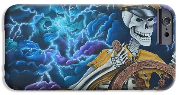Usn iPhone Cases - A Chiefs life fer me iPhone Case by Idella Cutler