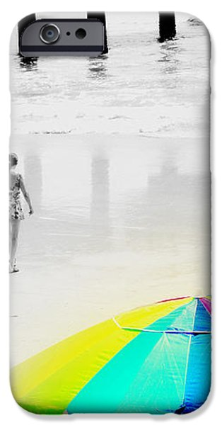 A hot summer day iPhone Case by Susanne Van Hulst