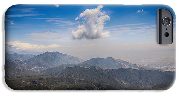 Lake County iPhone Cases - A Million Miles With You iPhone Case by Laurie Search