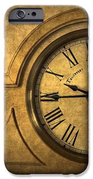 A Moment in Time iPhone Case by Evelina Kremsdorf