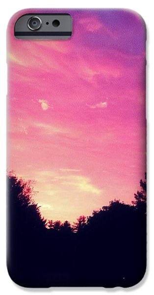 Recently Sold -  - Maine iPhone Cases - A New Day iPhone Case by Victory  Designs