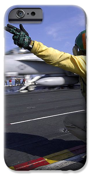 A Shooter Signals The Launch Of An iPhone Case by Stocktrek Images