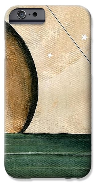 A Solar System iPhone Case by Cindy Thornton