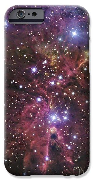 Stellar iPhone Cases - A Stellar Nursery Located Towards iPhone Case by R Jay GaBany