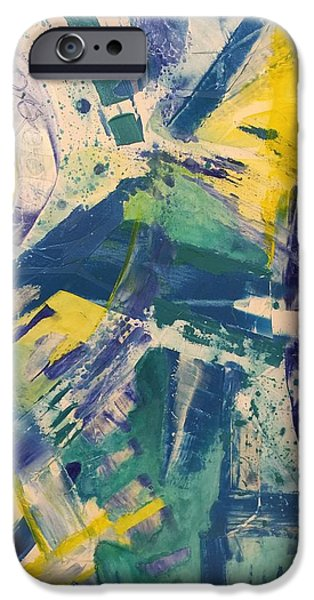 Gloss Varnish iPhone Cases - A Sunny Day iPhone Case by Brittany Houchin